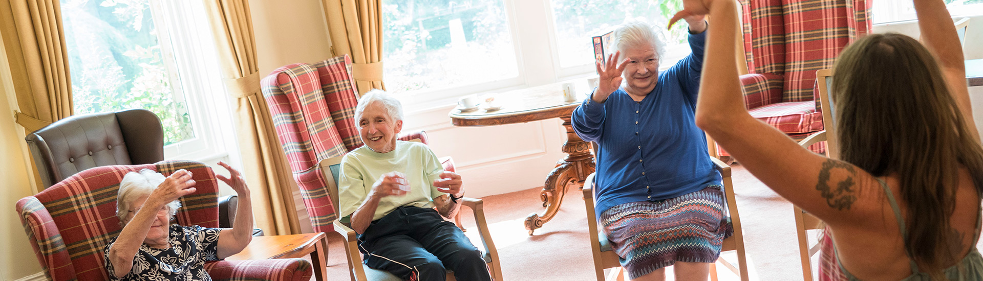 Contact Us at Herefordshire Care Home