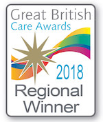 Great British Care Home Awards winner 2018