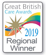 Great British Care Home Awards winner 2019